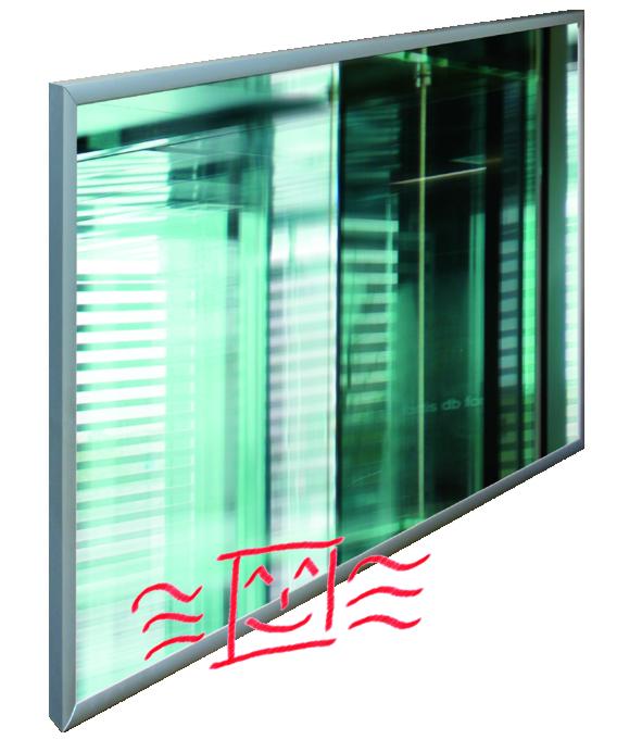 infraheat infrarot heizung glas spiegel mit rahmen 600rsp. Black Bedroom Furniture Sets. Home Design Ideas