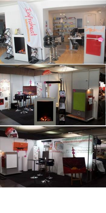 infrarotheizungen infraheat heizpaneele. Black Bedroom Furniture Sets. Home Design Ideas